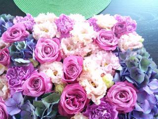 夏のお花のもたせかた | ShortNote