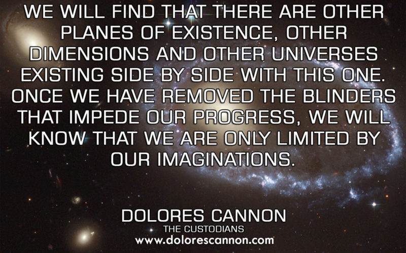 We are only limited by our imaginations.