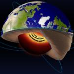 地球の内側に鉄のジェット噴流が検出される
