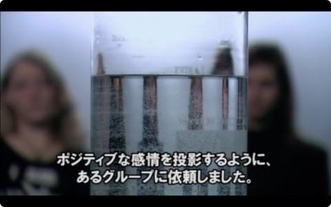 """[ 水は情報を記憶する]ロシアの映画製作チームによって製作されたドキュメンタリー映画""""ウオーター"""""""