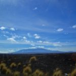 キラウエア火山のマグマから